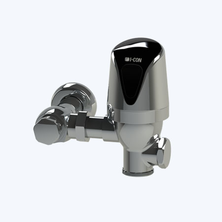 COBALT Connect™ Exposed Cloud Connected Flush Valve for Urinals and Water Closets without Vacuum Breaker Assembly