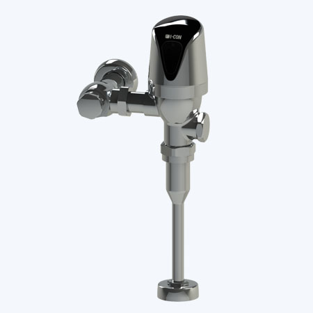 "COBALT Connect™ Exposed Cloud Connected Flush Valve for Urinals with 3/4"" Top Spud and 11.5"" Rough-In"